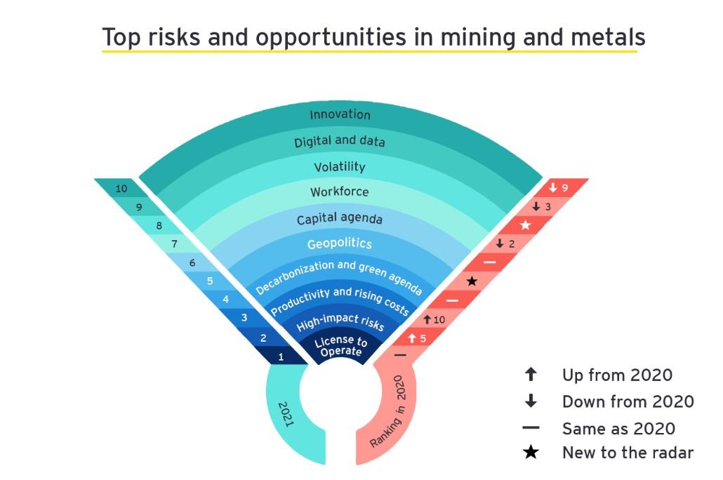 EY business risks