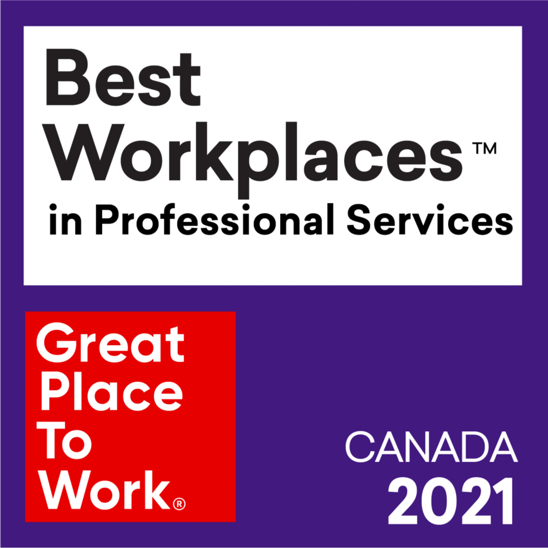 EY - Best Workplaces in Professional Services