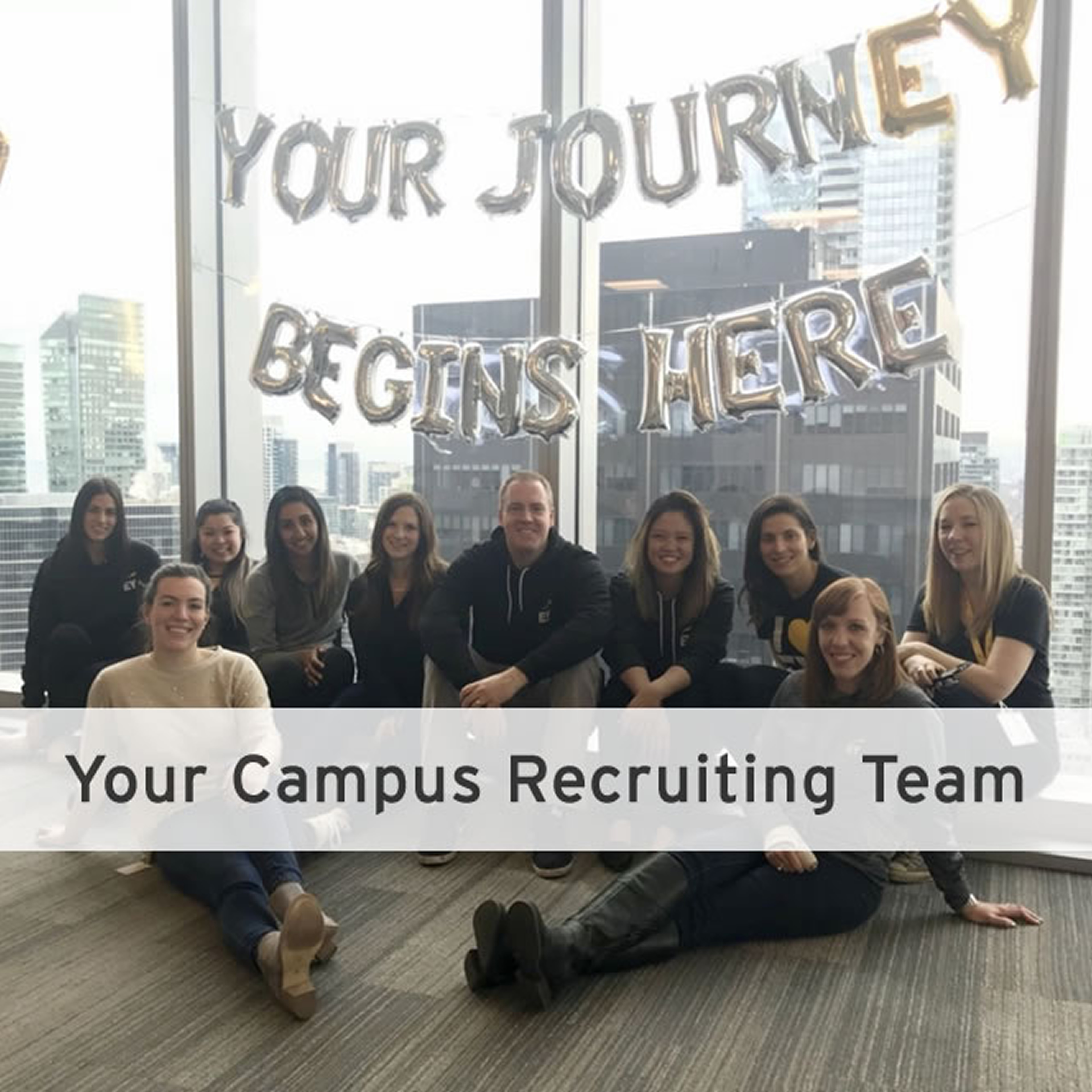 Your Campus Recruiting Team