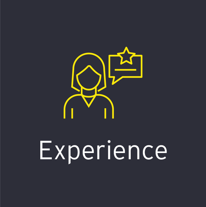 EY Infinity - Experience Icon