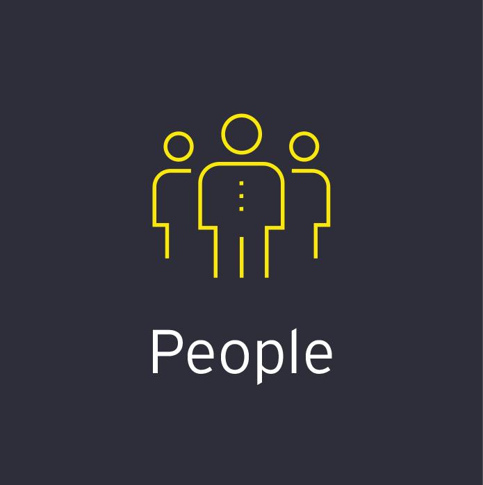 EY Infinity - People Icon