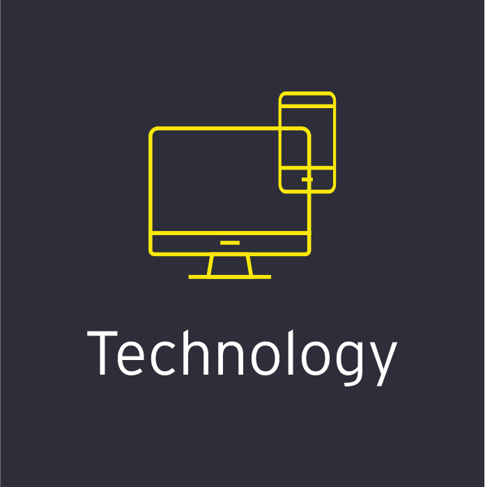 EY Infinity - Technology Icon
