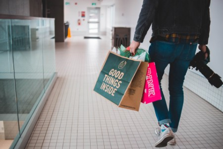 EY - Consumer shopping