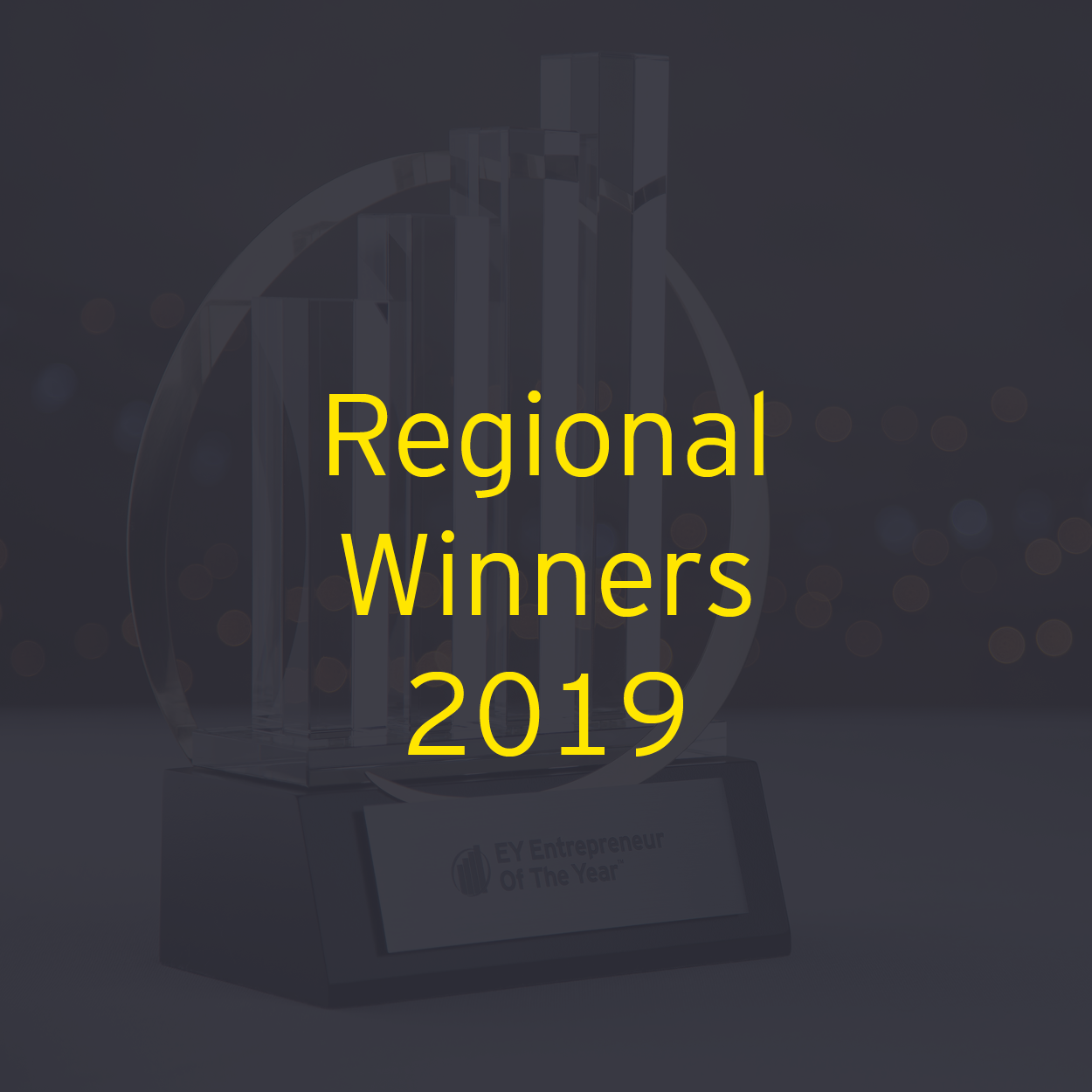 EY - Regional Winners 2019