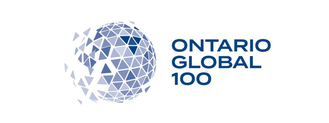 Ontario Global 100 Logo