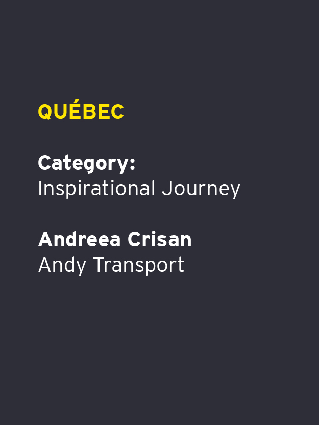 Andreea Crisan - Andy Transport