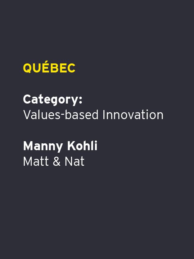 Manny Kohli - Matt & Nat