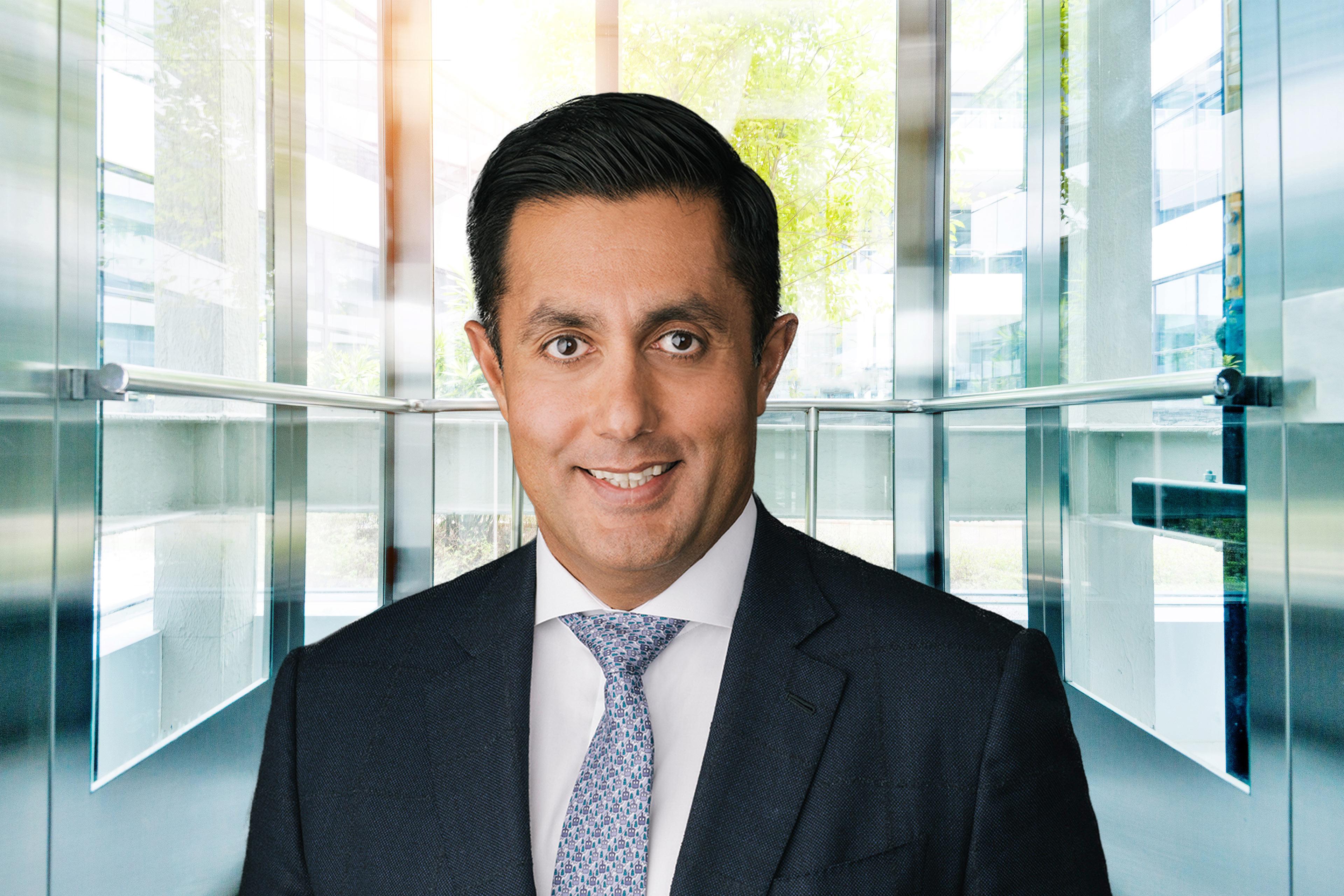 EY - Photo of Ali Pejman