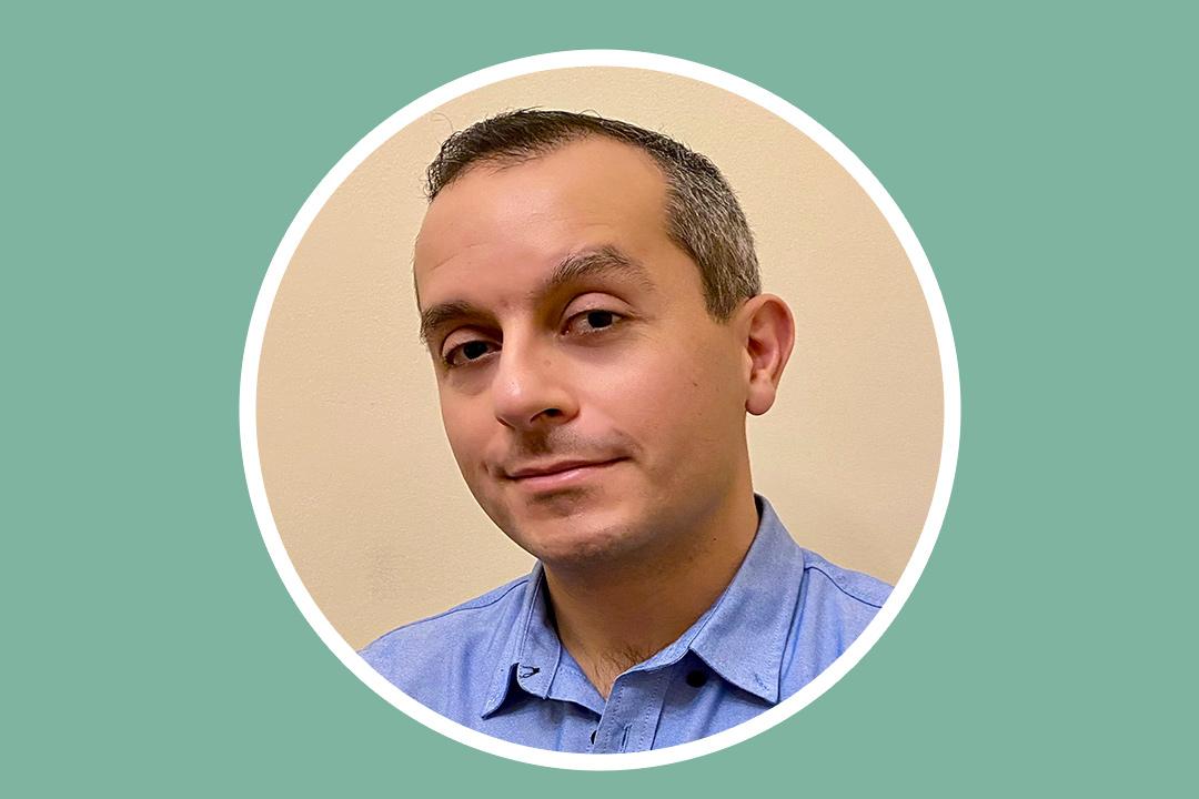 EY - Photo of Reza Sanaie