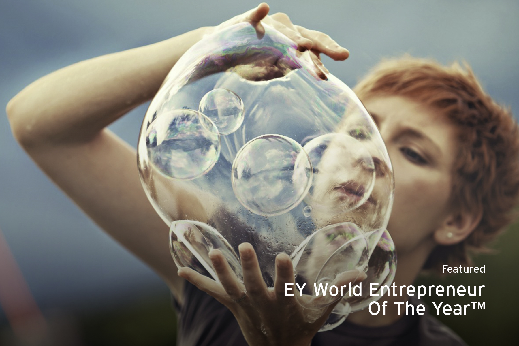 EY World Entrepreneur Of The Year