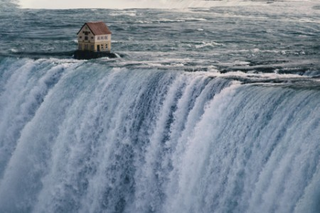 EY - Waterfall house