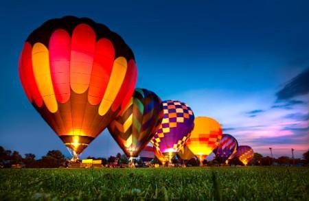 EY - Hot Air Balloons