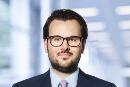 Photographic Portrait of Christian Brändli