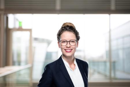 Photographic Portait of Julia Thonhauser-Kurz