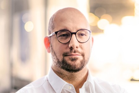 Photographic Portrait of Yacine Benyaa