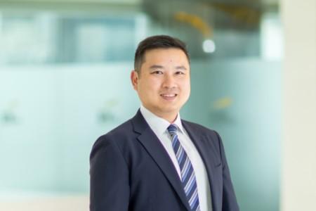 David Samy EY Greater China Consulting Partner