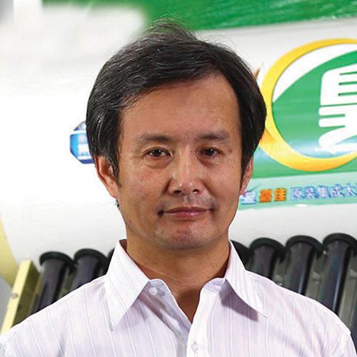 Huang Ming, Himin Solar Co., Ltd
