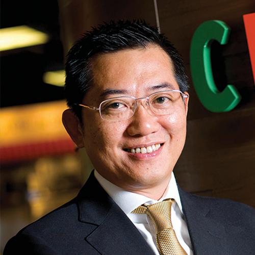 Thomas Woo, City Super Limited