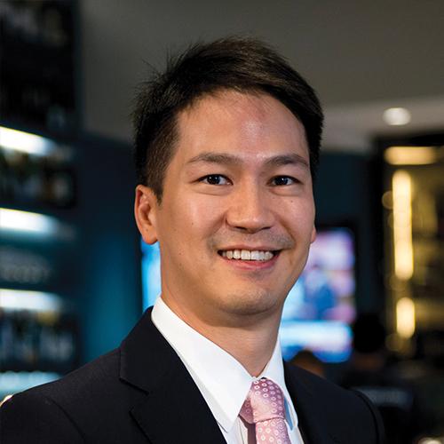 Michael Wu, Hong Kong Maxim's Group