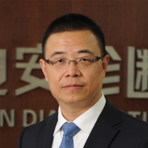 Chen Haibin, Zhejiang D.A. Diagnostics Co., Ltd.