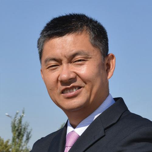 Wang Zhaoming, Inner Mongolia Hotision & Monsod Drought-Resistance Greening Co., Ltd.