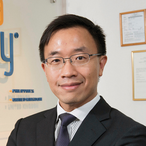 Joseph Chan, Asiapay (HK) Limited