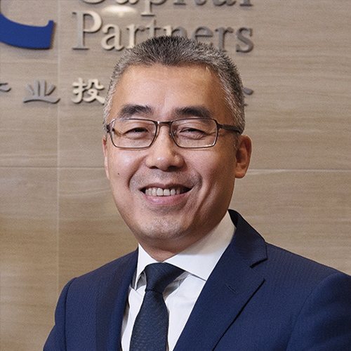 Li Ruigang, CMC Group