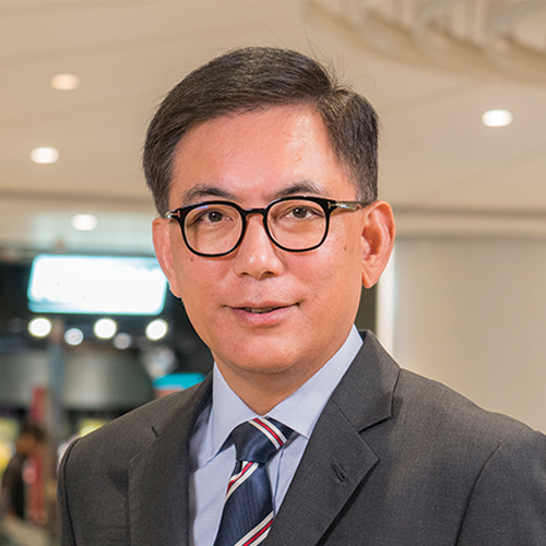 George Hongchoy, Link Asset Management Limited