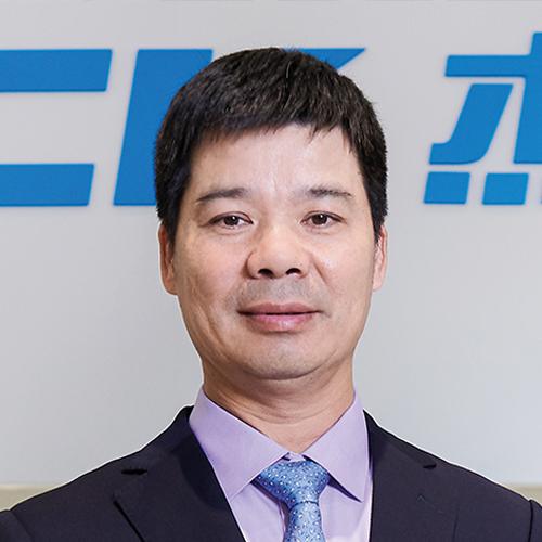 Ruan Jixiang, JACK Sewing Machine Co., Ltd.