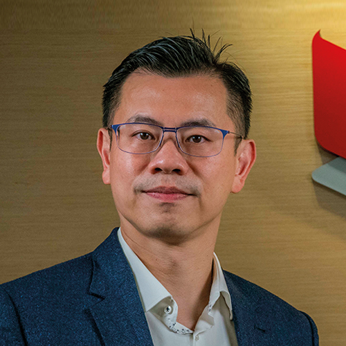 Sammy Hsieh, iClick Interactive Asia Group Limited