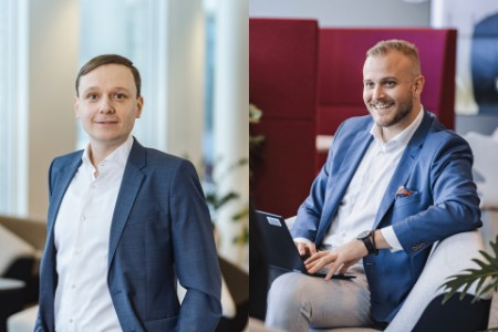 Creating my path – How did Markus and Niklas find international opportunities at EY?