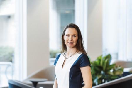 Johanna Winqvist-Ilkka, EY Finland, Partner, Assurance Finland Talent leader