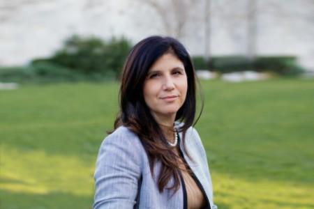 Photographic portrait of Angelique Linares