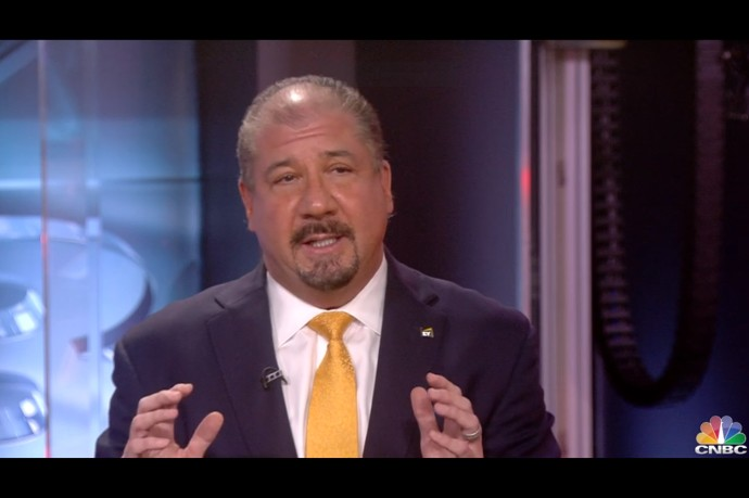 Mark Weinberger on CNBC