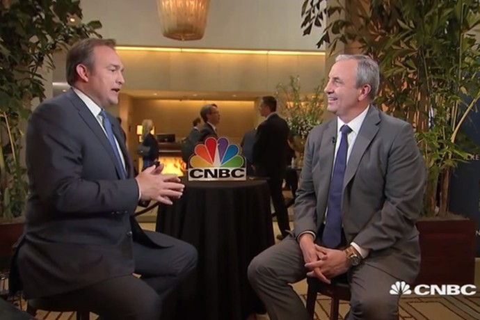 Carmine Di Sibio on CNBC