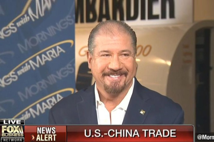 Mark Weinberger on Fox Business