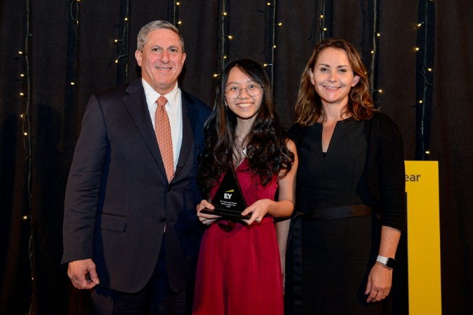 Jie Hui Tan from Singapore named EY Corporate Finance Woman of the Year 2020