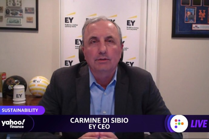Carmine Di Sibio on Yahoo! Finance