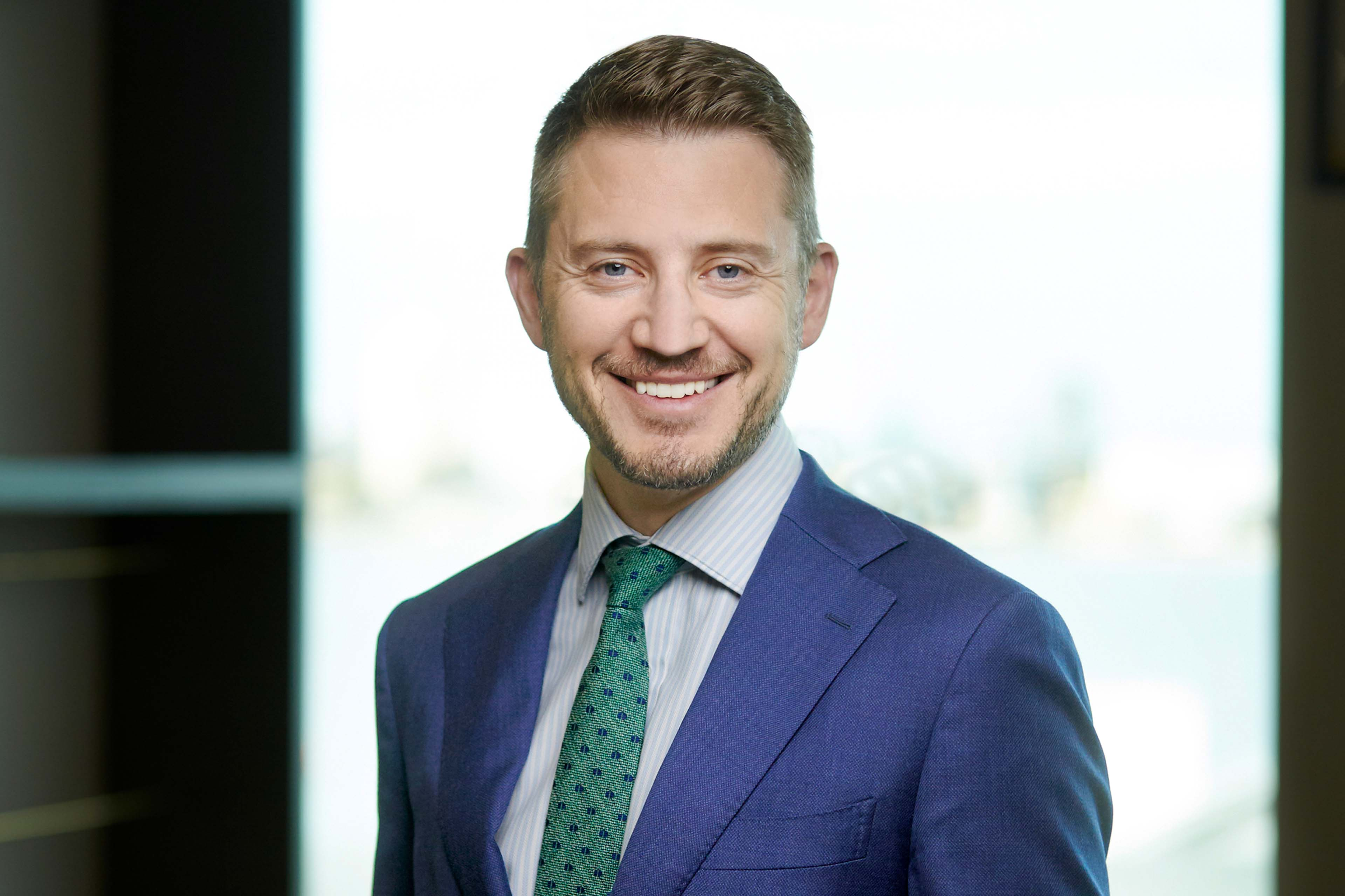 Adam Carrel - Partner, Climate Change & Sustainability Services, Ernst & Young | EY - US