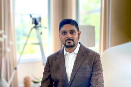 Photographic portrait of Akshat Dubey