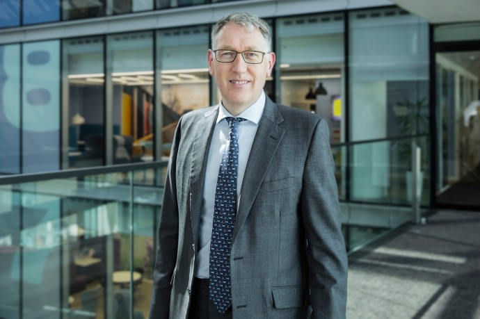Andy Baldwin appointed next EY Global Managing Partner – Client Service