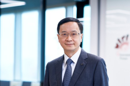 Photographic portrait of Andy Cheung