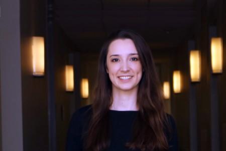 Photographic portrait of Cassandra McCarthy