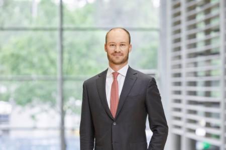 Photographic portrait of Christian Löw