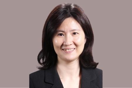 Photographic portrait of Christine Lin