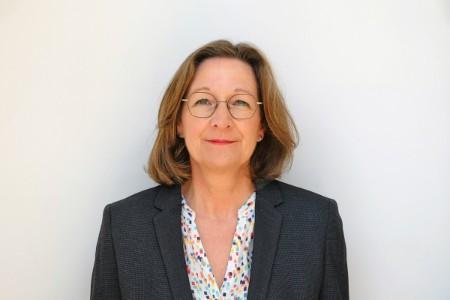 Photographic portrait of Claire. Vandermeeren