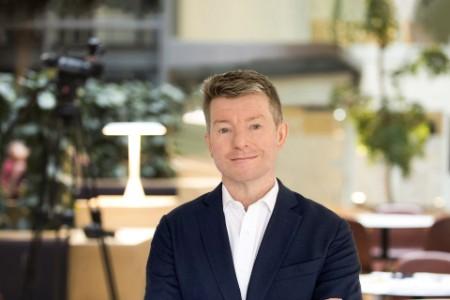 Photographic portrait of Dean Wheeldon
