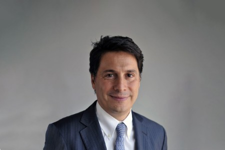 Photographic portrait of Erberto Viazzo