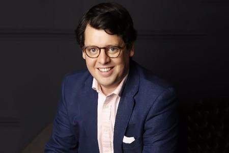 Photographic portrait of James Nicholson