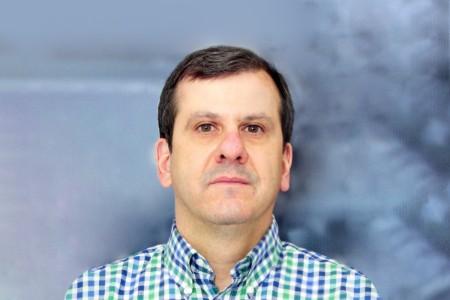 Photographic portrait of Jay Camillo
